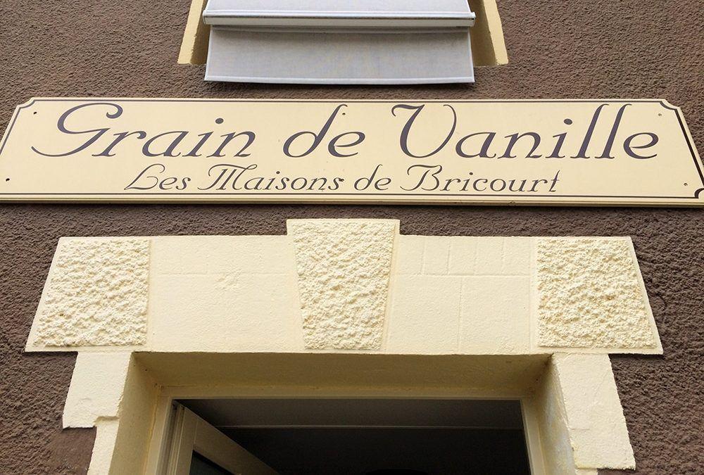 Grain de Vanille