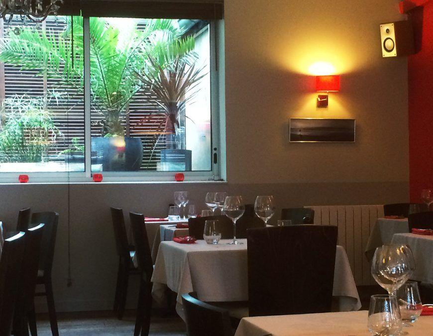 Le Café Rouge à Dinard