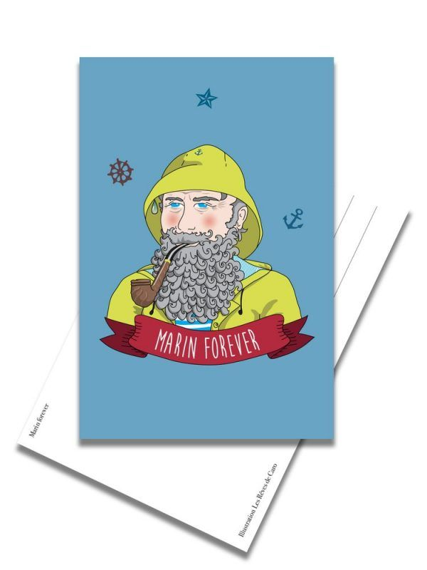 carte-postale-bretagne-marin-forever-les-reves-de-caro