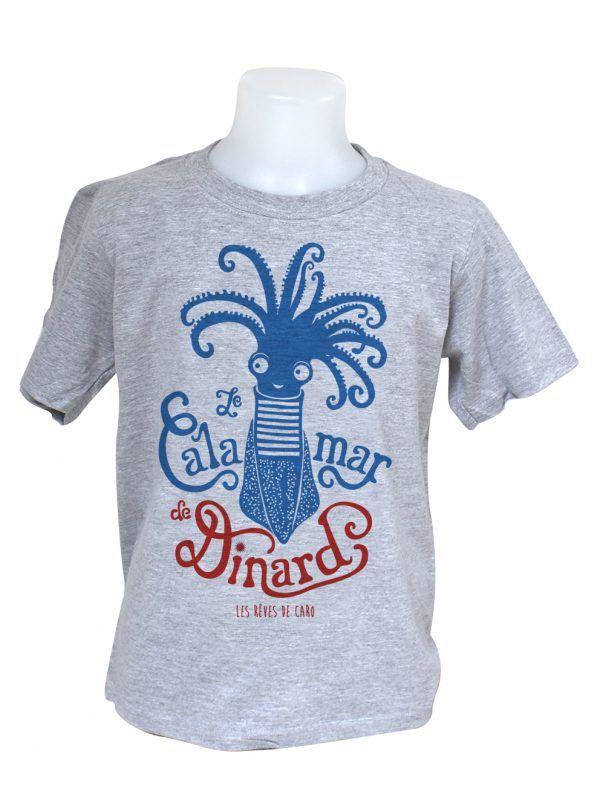 tshirt-enfant-calamar-dinard-gris-reves-de-caro