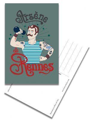 carte-postale-arsene-de-rennes-les-reves-de-caro