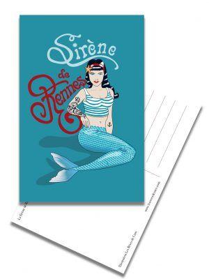carte-postale-sirene-de-rennes-les-reves-de-caro