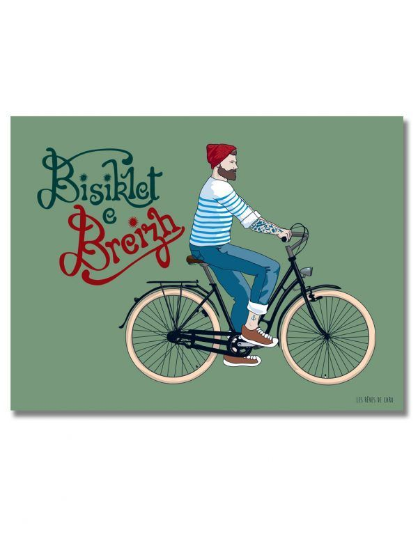 affiche-bisiklet-e-breizh-les-reves-de-caro