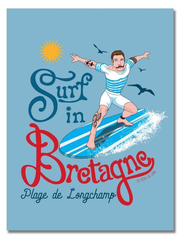 affiche-surf-saint-lunaire-les-reves-de-caro