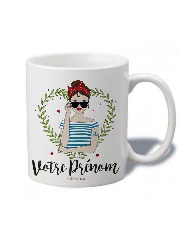 tasse-nana-brune-valentine-votre-prenom-reves-de-caro