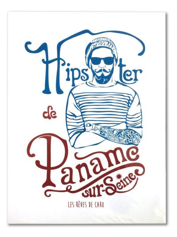 affiche-hipster-rpaname-bleu-et-rouge-les-reves-de-caro