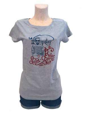 tshirt-femme-hipster-saint-briac-gris-reves-de-caro