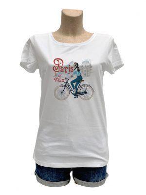 tshirt-femme-paris-velo-reves-de-caro