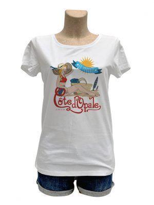 tshirt-femme-nord-cote-opale-ville-reves-de-caro