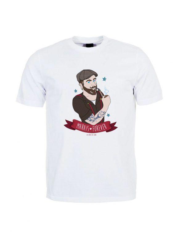 tshirt-homme-marais-reves-de-caro