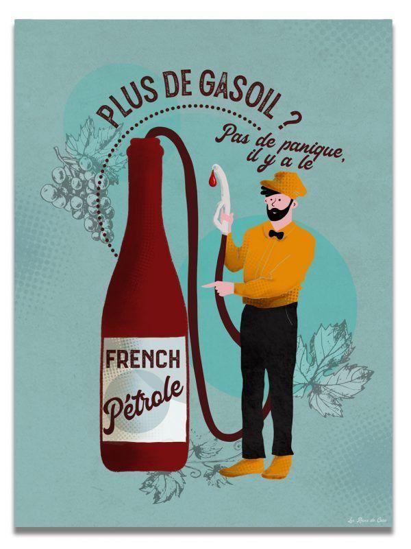 affiche-french-petrol-les-reves-de-caro