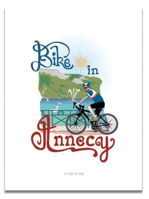 affiche-bike-annecy-les-reves-de-caro