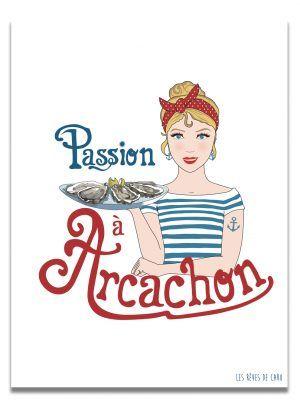 affiche-passion-arcachon-les-reves-de-caro