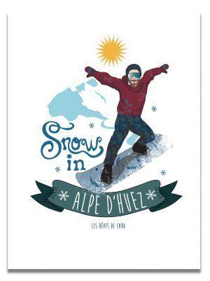 affiche-snowboard-personnalisable-les-reves-de-caro