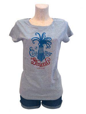 tshirt-femme-calamar-dinard-gris-reves-de-caro