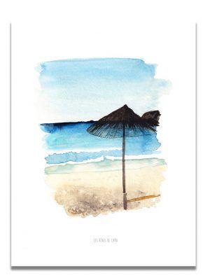 affiche-aquarelle-st-lunaire-paillote-les-reves-de-caro