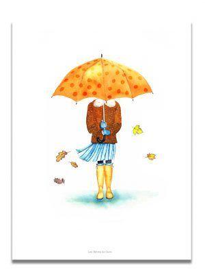 affiche-aquarelle-jour-de-pluie-2-les-reves-de-caro