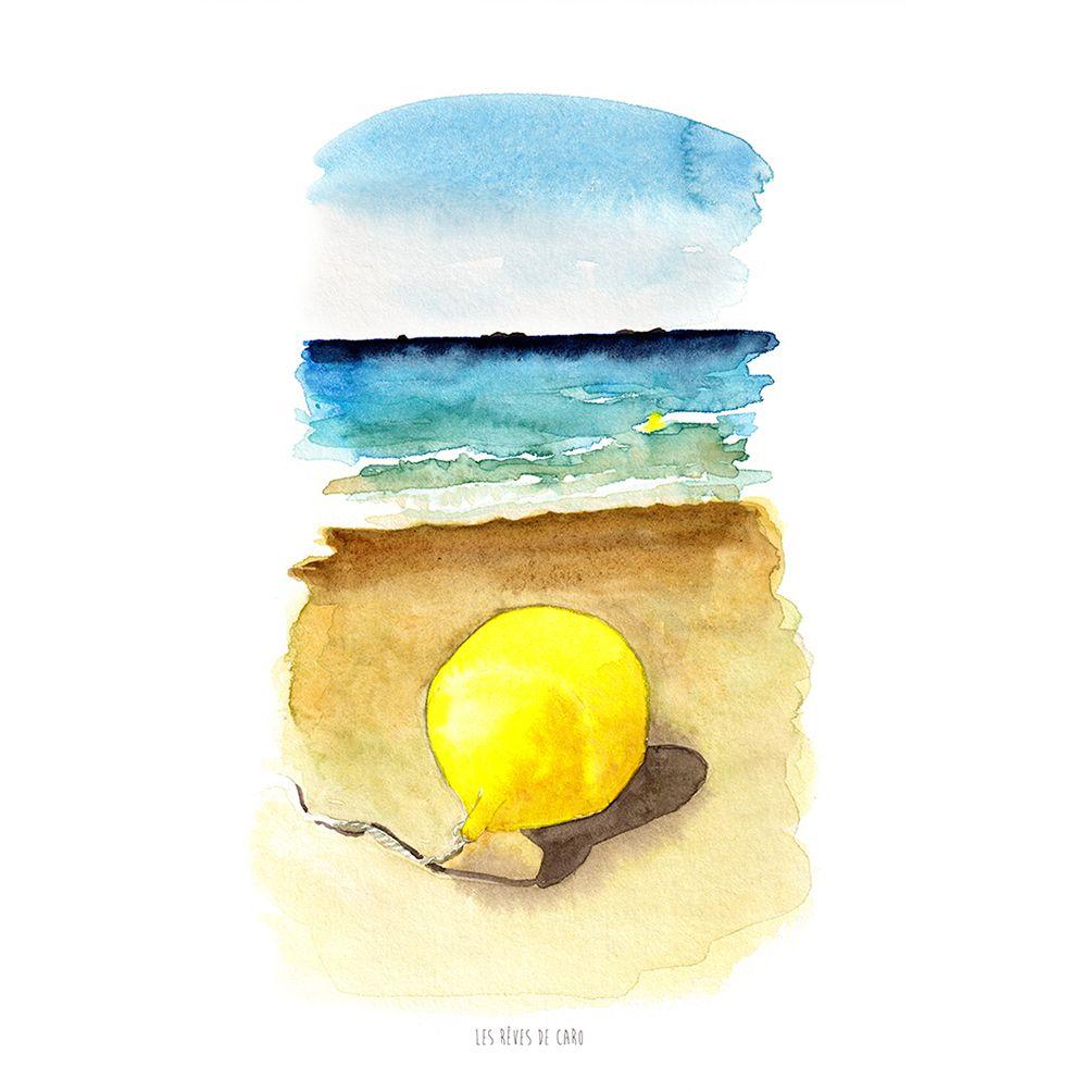blog-bretagne-saint-lunaire-bouee-jaune-les-reves-de-caro