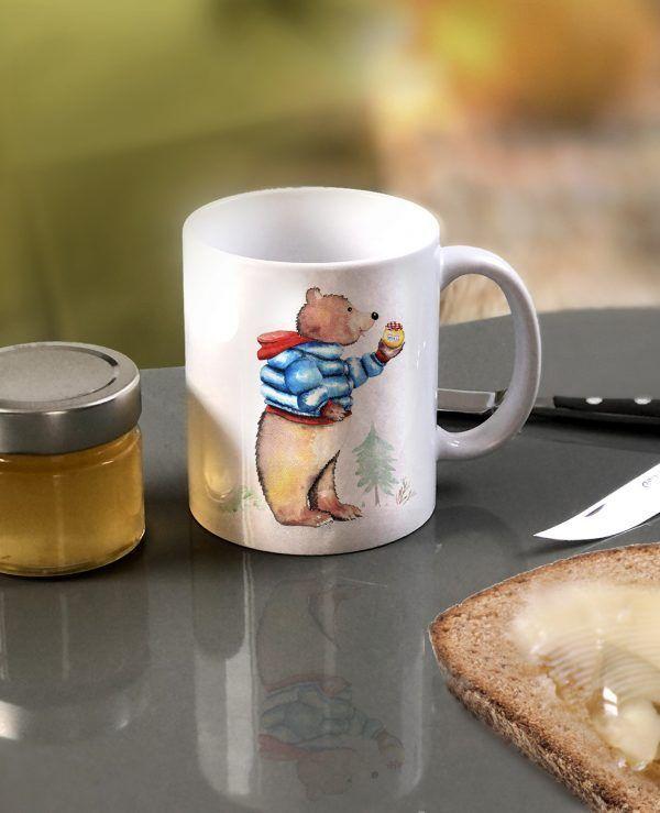 tasse-aquarelle-ours-miel-les-reves-de-caro