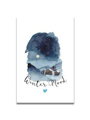 cartes-postales-noel-paysage-les-reves-de-caro