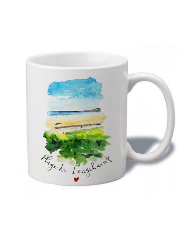 tasse-aquarelle-plage-longchamp-les-reves-de-caro