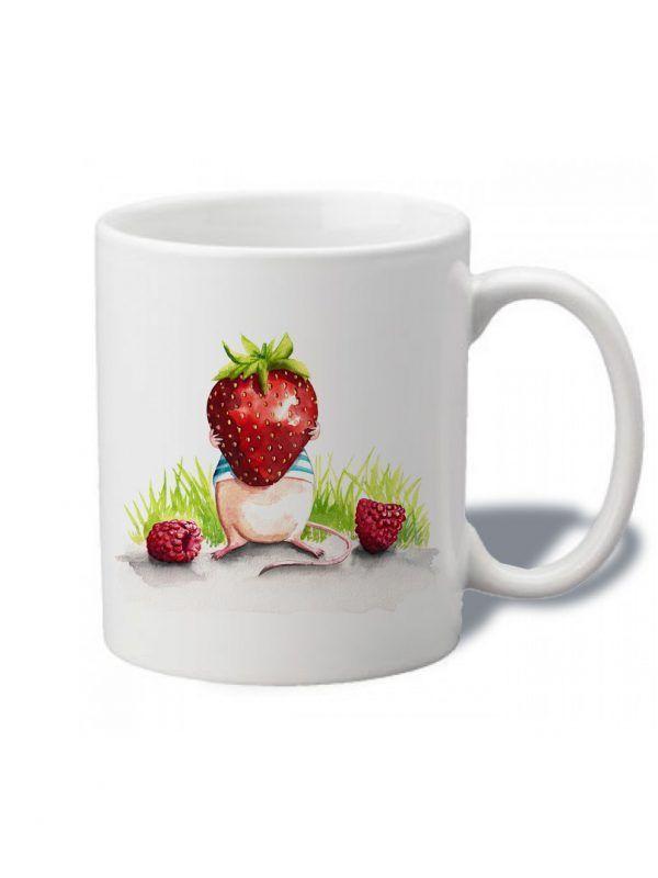 tasse-aquarelle-souris-fraise-les-reves-de-caro