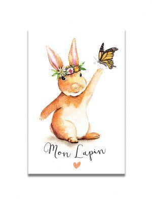 cartes-postales-mon-lapin-les-reves-de-caro