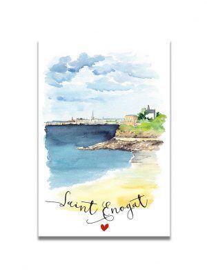 cartes-postales-saint-enogat-les-reves-de-caro