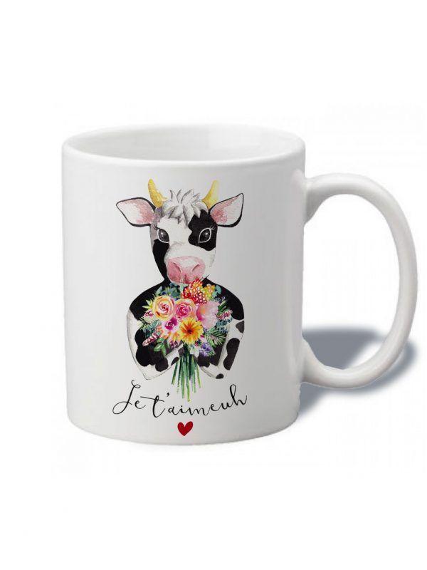 tasse-aquarelle-vache-bouquet-les-reves-de-caro