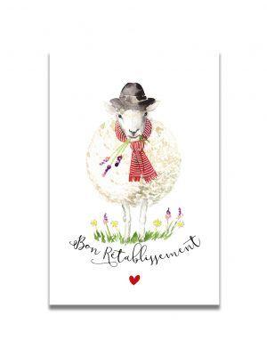 cartes-postales-mouton-retablissement-les-reves-de-caro