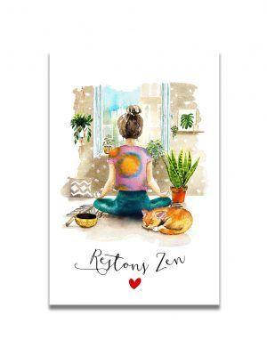 cartes-postales-restons-zen-les-reves-de-caro