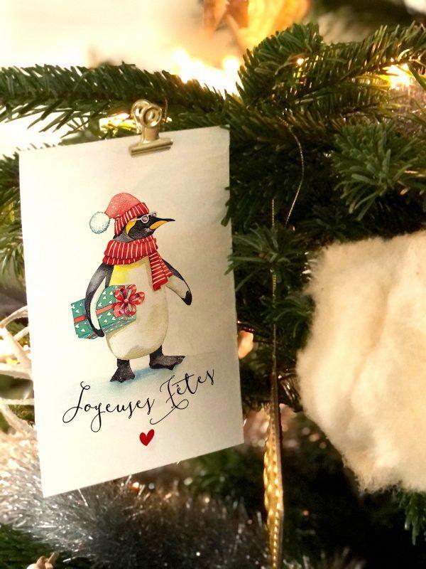 cartes-postales-joyeuses-fetes-pingouin-2-les-reves-de-caro