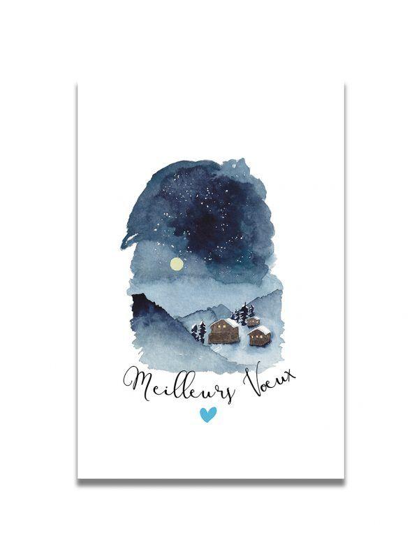 cartes-postales-meilleurs-voeux-montagne-les-reves-de-caro